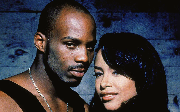 The American singer, Aaliyah and DMX shares a close bond