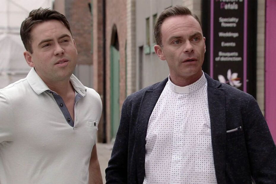 Coronation Street Star Gareth Pierce Opens Up About Potential Wedding for Todd and Billy