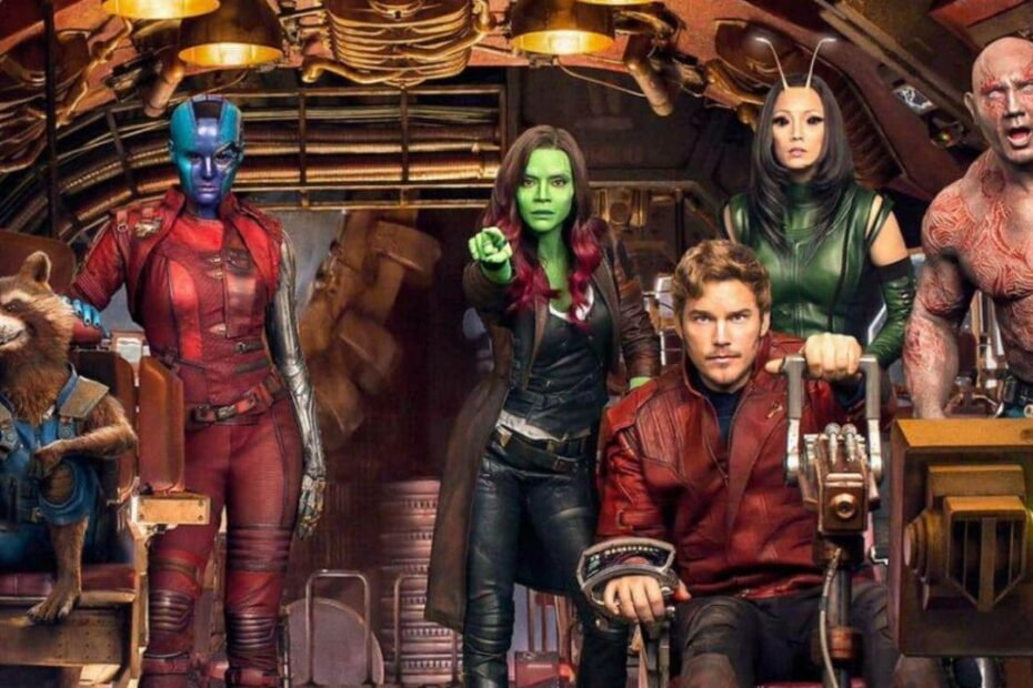 Director James Gunn Hypes Up 'Guardians of the Galaxy 3'