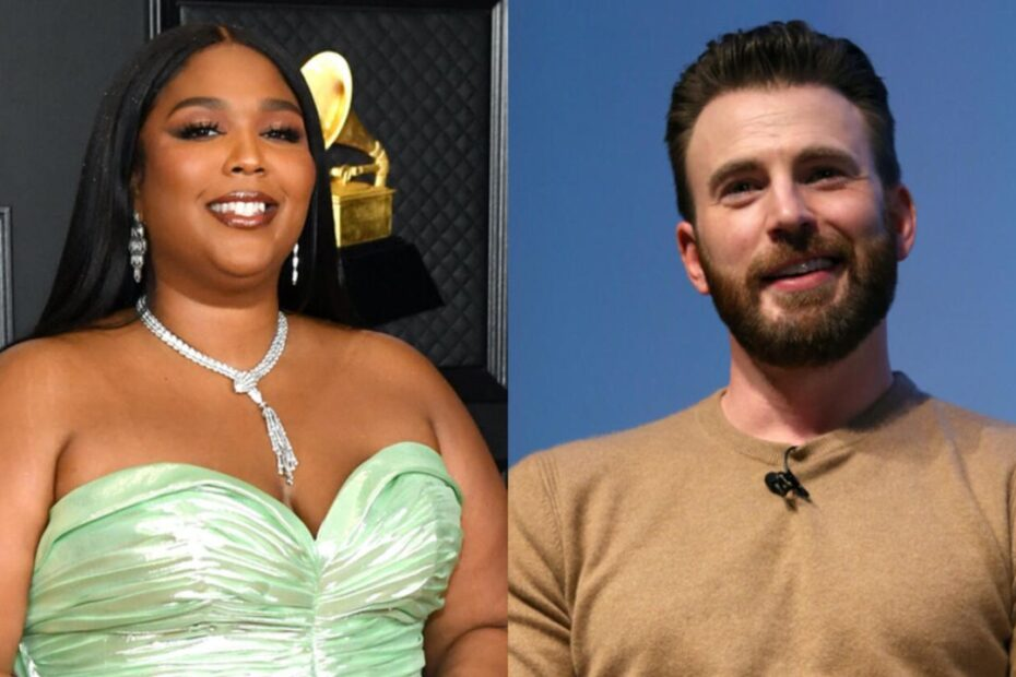 Lizzo Shares Further Details From Her Text Conversation with Chris Evans