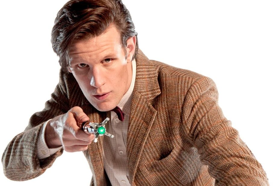 Matt Smith Reveals the Prop He Kept After Leaving Doctor Who