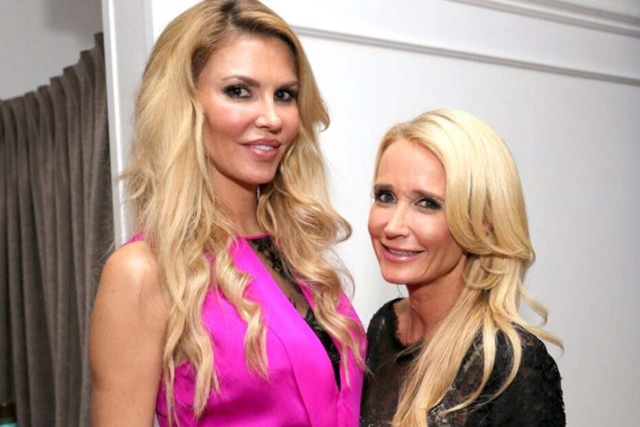 'Real Housewives of Beverly Hills' - Why are Brandi Glanville and Kim Richards Not on Speaking Terms?