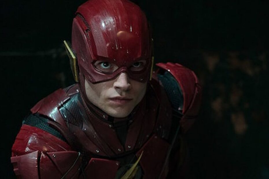'The Flash' Starring Ezra Miller Officially Enters Production