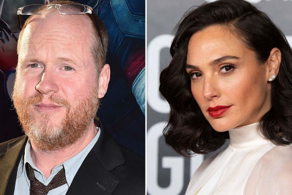 'Wonder Woman' Star Gal Gadot Responds to Joss Whedon Controversy