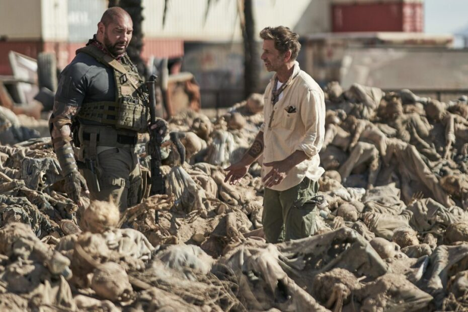 Zack Snyder Discusses Potential Sequel for 'Army of the Dead'