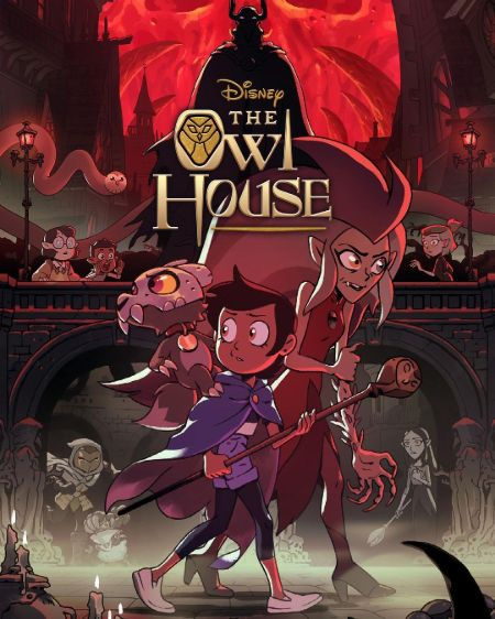 """Disney's """"The Owl House"""" Up For Season Three After Season 2 Introduction"""