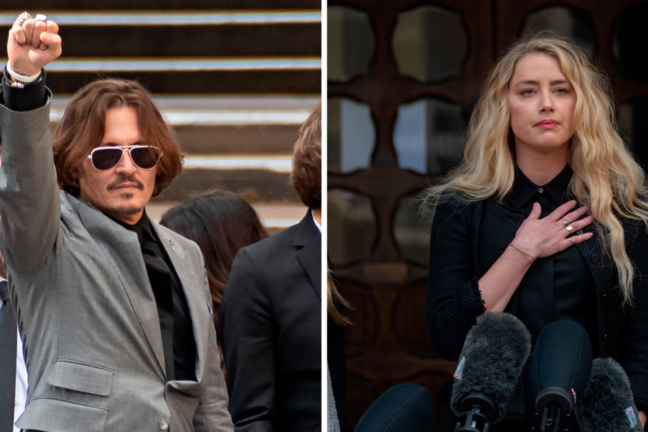 Why is Johnny Depp Suing the ACLU Over Divorce Settlement?