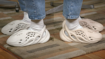 Kanye West Suing Wallmart for selling suplicate Yeezy