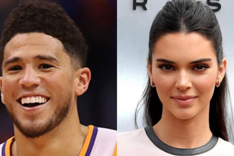 Kendall Jenner 'practically moves in' witKendall Jenner 'practically moves in' witKendall Jenner 'practically moves in' with Devin Bookerh Devin Bookerh Devin Booker