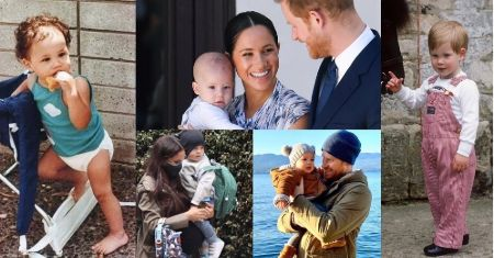 Duke and Duchess of Sussex second child