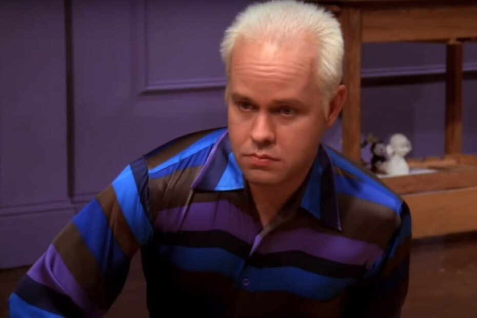 Friends' Gunther Actor James Michael Tyler Reveals Stage 4 Prostate Cancer