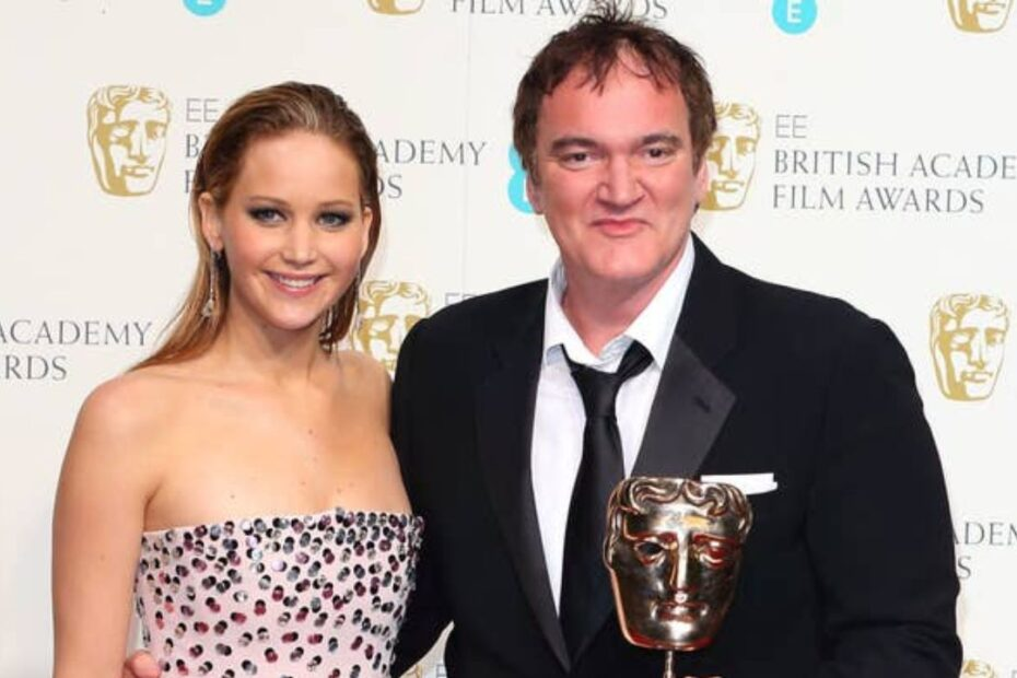 Quentin Tarantino Discloses the Part He Had in Mind for Jennifer Lawrence in 'Once Upon a Time in Hollywood'