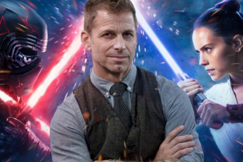 Zack Snyder Reveals He Almost Worked on a Star Wars Film