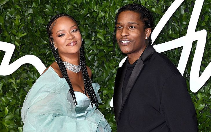 Rihanna and A$AP Rocky Lost in Love on Secret NYC Project