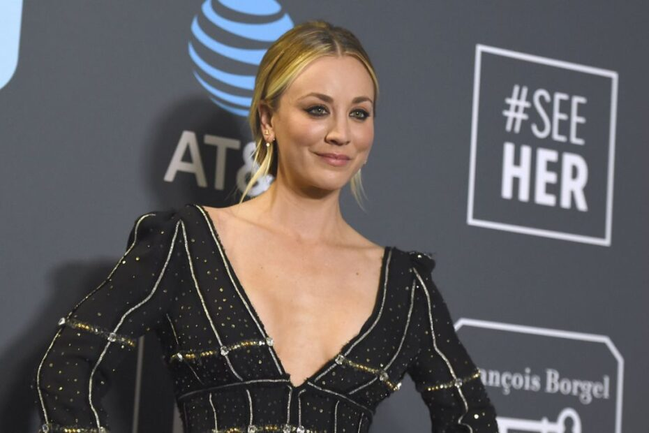 The Flight Attendant'sThe Flight Attendant's Kaley Cuoco Announces New Family Addition on Instagram Kaley Cuoco Announces New Family Addition on Instagram