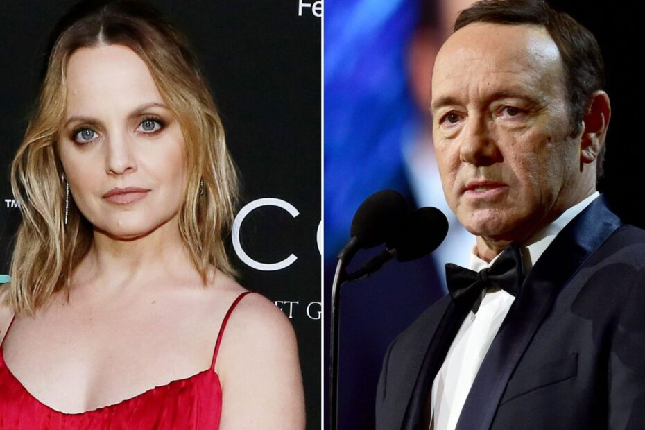 Mena Suvari Shares Her 'Weird' Interaction with Kevin Spacey While Filming 'American Beauty'
