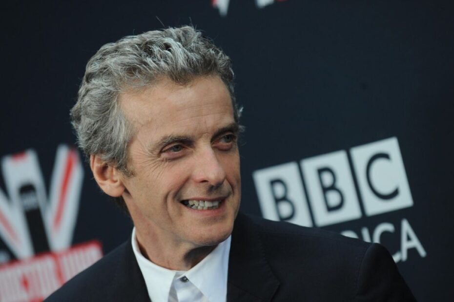 Peter Capaldi Draws Parallel Between Doctor Who's Extraterrestrial Adventures to The Suicide Squad