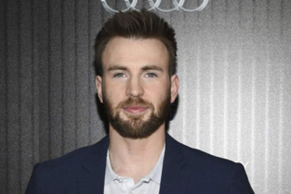 Chris Evans' Remarks About Showering Habits is Making Headlines