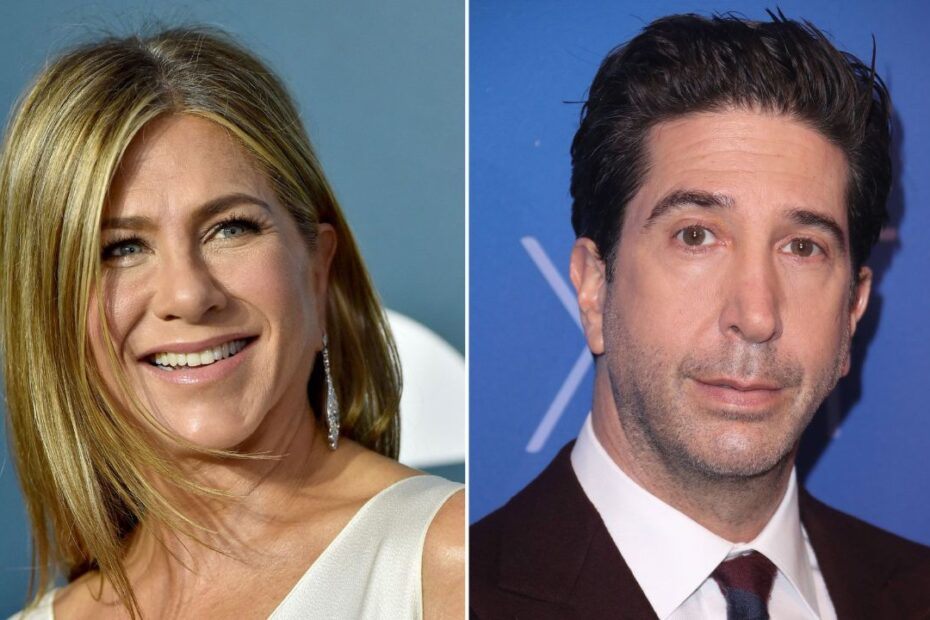 Is David Schwimmer Dating Jennifer Aniston? The Actor's Rep Responds Following Speculations!
