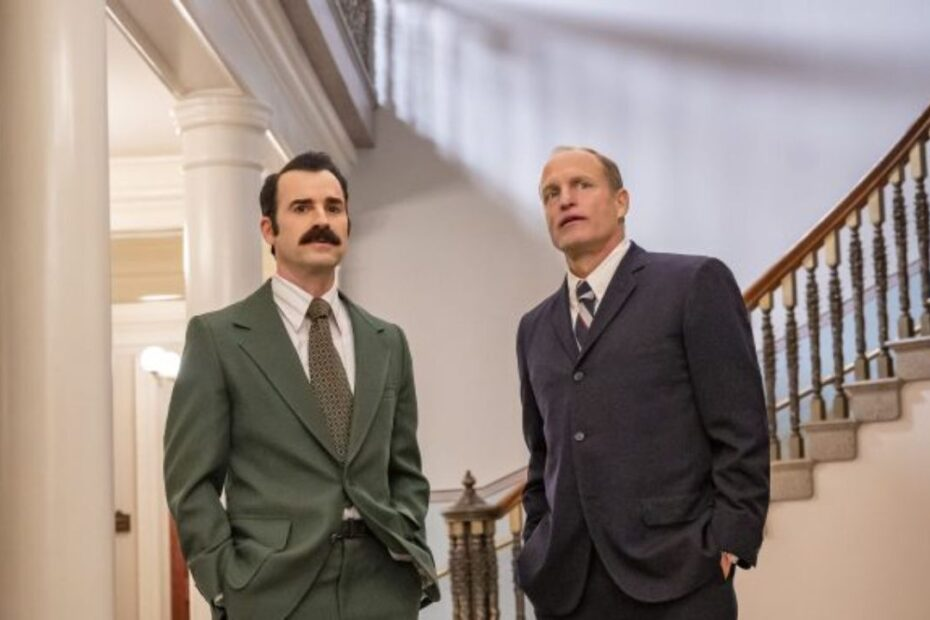 HBO is Investigating 'Alleged Unprofessional Behavior' on the Set of 'The White House Plumbers'