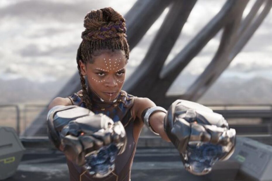 Letitia Wright is Injuried on the Set of 'Black Panther 2'