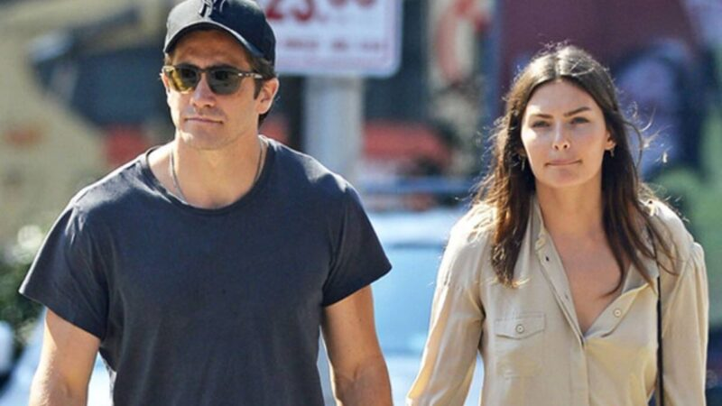 Jake Gyllenhaal is in a serious relationship with his girlfriend, Jeanne Cadieu
