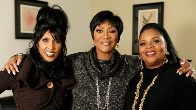 'Lady Marmalade' singer, Sarah Dash with her 'Labelle'members