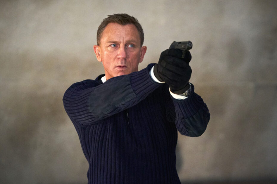 Daniel Craig Doesn't Want a Woman to Play James Bond