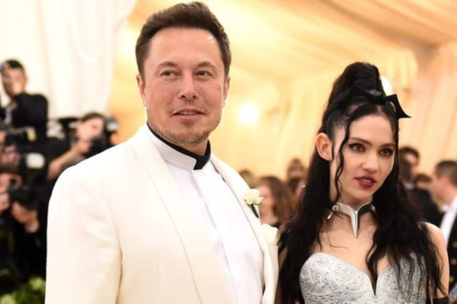 Elon Musk and Grimes Officially Split But Says We Still Love Each Other