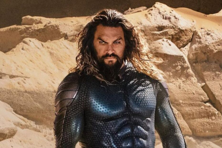 Jason Momoa's New Suit for Aquaman and the Lost Kingdom Looks Amazing!