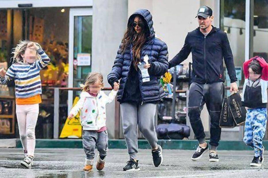 Facts About Megan Fox's Kids - Noah Shannon Green, Bodhi Ransom Green & Journey River Green!