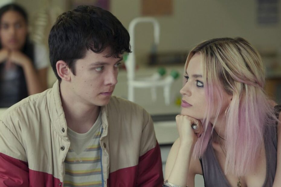 'Sex Education' Stars Asa Butterfield and Emma Mackey - Are They Best Friends Off-screen?