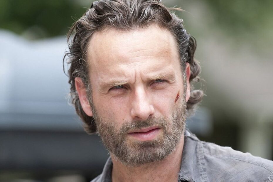 'The Walking Dead' Star Andrew Lincoln is Returning to TV with Brand New Netflix Anthology Series
