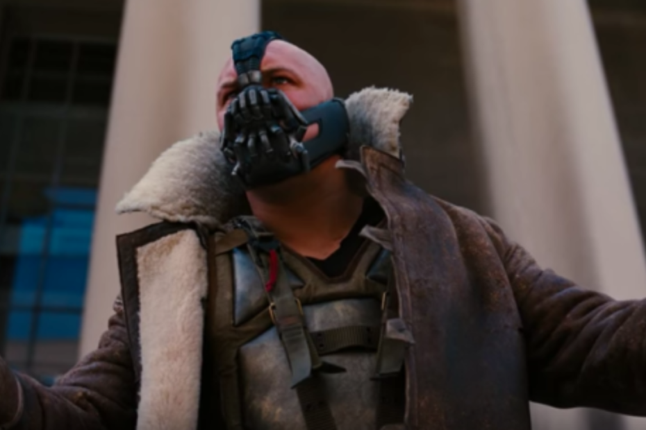 Tom Hardy Admits He Knew Fans Would Find Bane's Voice Funny in The Dark Knight Rises